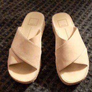 Dolce Vita tan sandals size 7